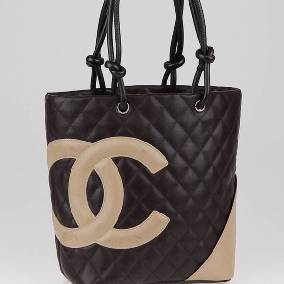 fe7414491c5f CHANEL Handbags - chanel authentic cambon ligne small quilted bag
